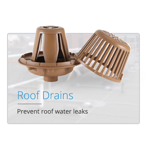 Roof drains repair services in south florida