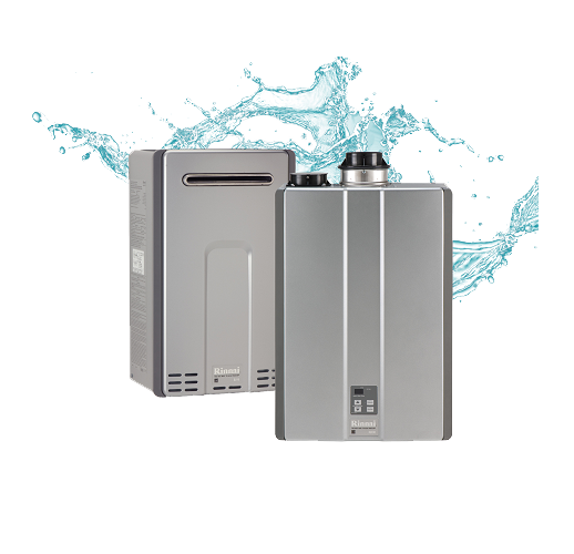 Why tankless water heaters can be good for your home