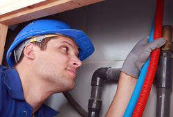 Our team of experienced plumbers can help