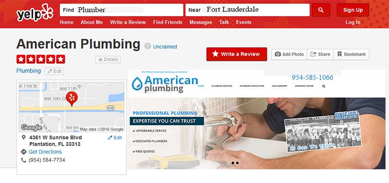 Fort Lauderdale Plumbers