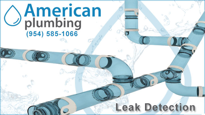 Leak Detection Ft. Lauderdale