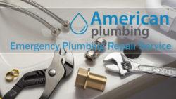 Emergency Plumbing Repair Service