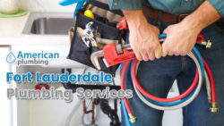 Fort Lauderdale Plumbing Services