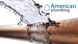 Repair Pipe Leak Issues With American Plumbing